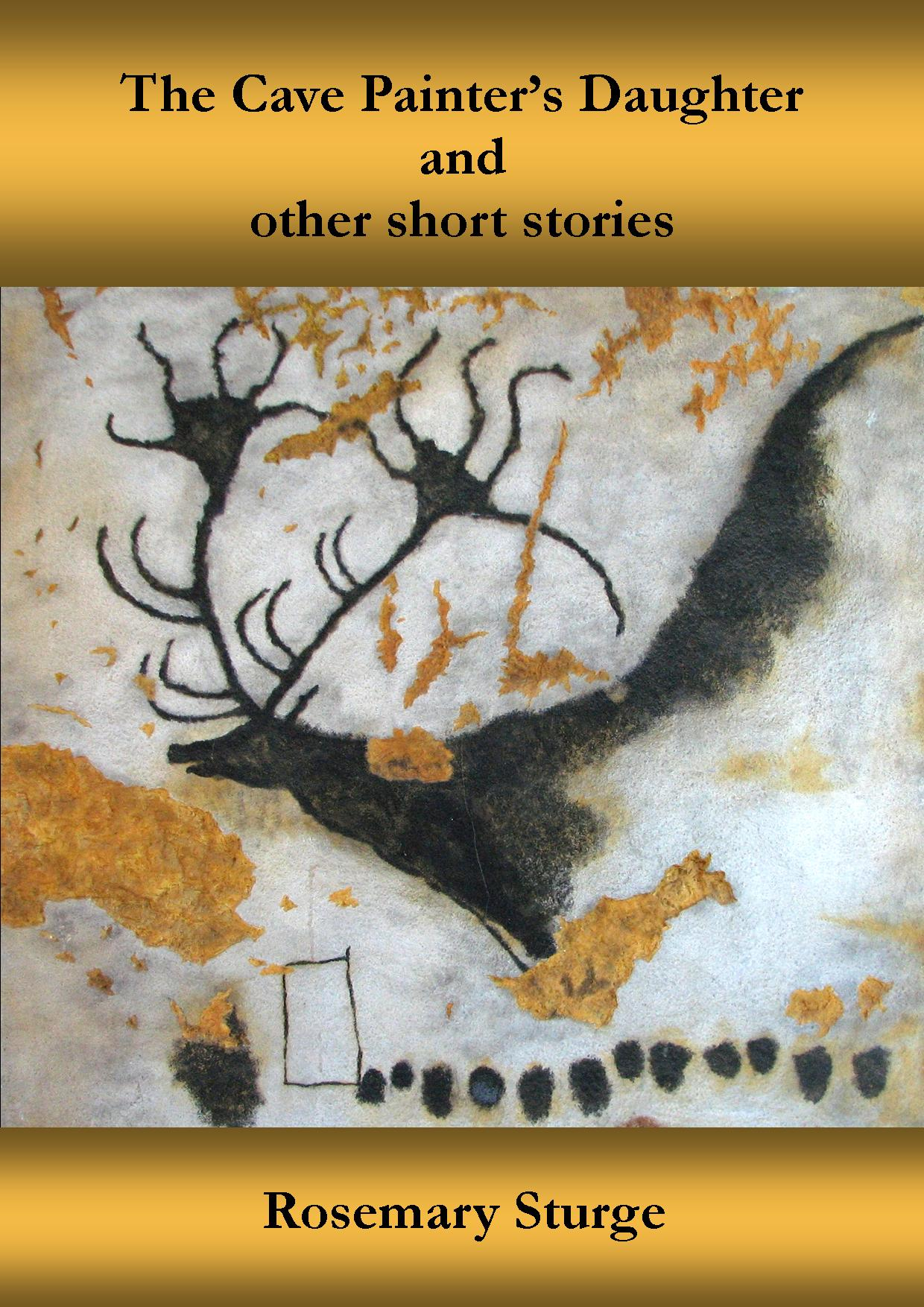The cave painters daughter book cover
